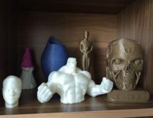 2016 New Version Fdm Rapid Prototype Desktop DIY 3D Printer pictures & photos