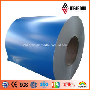 Polyester Aluminum Roll Decoration Material pictures & photos
