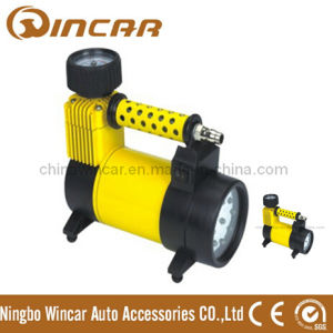 12V Mini Electric Air Pump Air Compressor for Car (W2020)