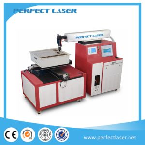YAG or Fiber Steel/ Aluminum / Iron Metal Laser Cutting Machine with Ce SGS pictures & photos