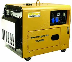 2kw ~ 5kw Soundproof Portable Diesel Generator with Ce/CIQ/ISO/Soncap pictures & photos