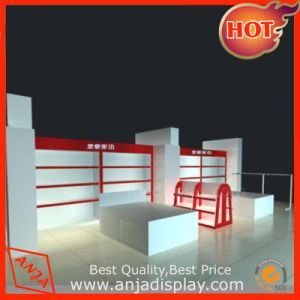 Shoe Display Shelf MDF Shoe Display Unit pictures & photos