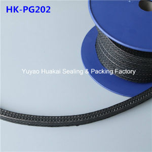 Mechanical Wear Resistant Impregnated PTFE Graphite Gland Sealing Packing