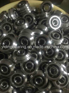 "Embroidery Machine Bearing RM2zz RM2 2RS Track Roller Bearing 3/8"" V Groove Bearing W2 W2X pictures & photos"