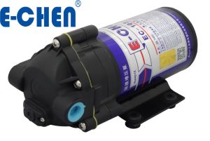 E-Chen 150gpd 103 Series Diaphragm RO Booster Pump pictures & photos