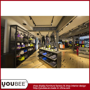 High End Sportswear Retail Display, Sports Wear Shop Displays pictures & photos