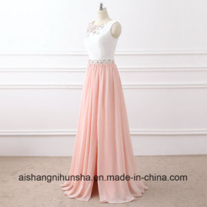 Formal Evening Dresse Tank Sleeveless Evening-Party-Dress pictures & photos