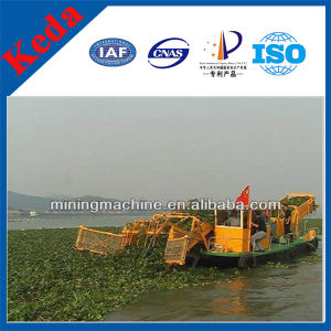 High Quality Aquatic Weed Harvester/Algae Harvester/Reed & Water Hyacinth Cutting Ship/ Dredgers for Sale pictures & photos