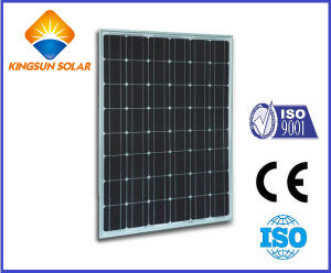Efficiency 200W Mono PV Solar Panel pictures & photos