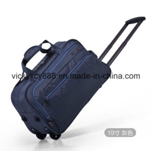Trolley Wheeled Luggage Travel Shopping Duffel Tote Leisure Bag (CY9911) pictures & photos