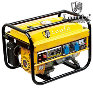 2kw Small Home Use Gasoline Generators pictures & photos