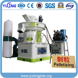 Biomass Wood Pellet Machine for Sale with CE Approval pictures & photos