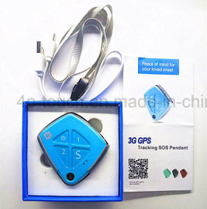 2017 3G Network Elderly GPS Tracker with Camera (V42) pictures & photos