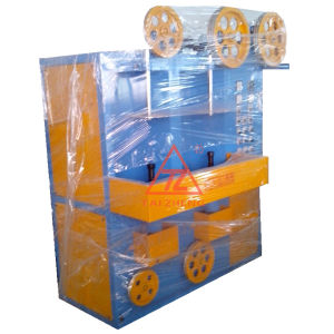 Double Layer Tape Lapping Machine pictures & photos