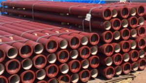 Ductile Iron Pipe En598