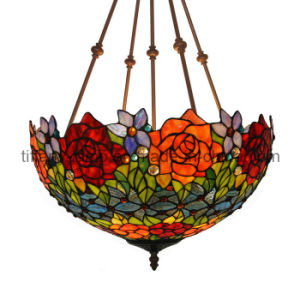 Fashional Househod Mordern Tiffany Pendant Lamp (TP18009)