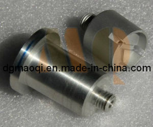 CNC Machined Anodized Aluminum Parts (MQ164) pictures & photos