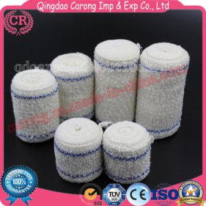 Medical High Elastic Crepe Bandage White Color pictures & photos