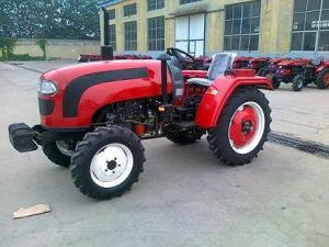 Hot Sale Ty404 Tractor with High Quality (40HP, 4WD)