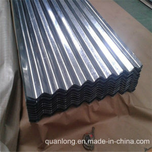 ASTM A792 Hot Dipped Galvalume Corrugated Roofing Sheet pictures & photos