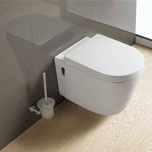 Ce New Ceramics Wall Hung Toilet for European Market (LINDA-WT) pictures & photos