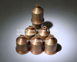 Tellurium Copper for Welding Plasma Nozzles