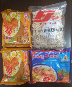 Instant Noodles Pasta Packing Machine pictures & photos