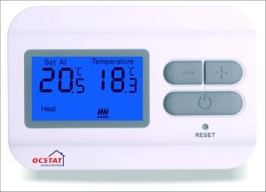 230V AC 16V Digital Room Thermostat pictures & photos
