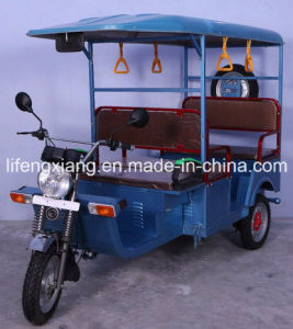 Hot Sale Electric Passenger Rickshaw for India Markets
