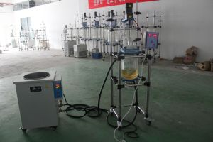 Jacketed Glass Reactor (SGR-MH5)