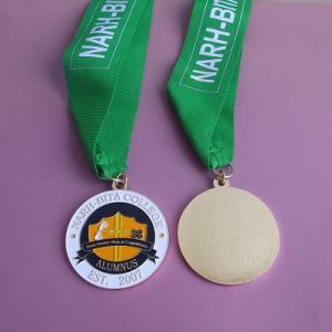 Custom Nigeria School Gold Medals Metal pictures & photos