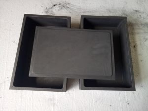 High Density Graphite Box for Melting Silver, Gold pictures & photos