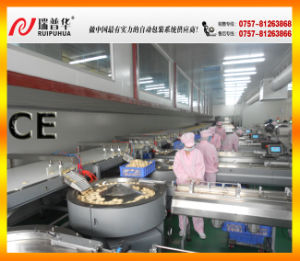 Biscuits Wafer Spooncake Cake Autoamtic Flow Wrapping Machine pictures & photos