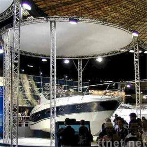 Easy Install Aluminum Lighting Durable Display Exhibition Square Spigot Compatible Global Spigot Truss pictures & photos