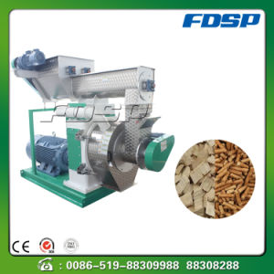 CE Approved Ring Die Biomass Wood Pellet Mill pictures & photos