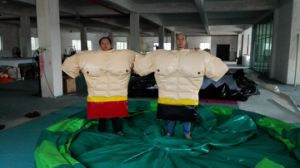 2016 New Inflatable Sumo Suit