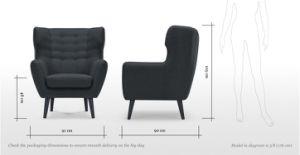 Modern Classic Italy Sofa Chair