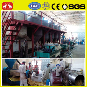 Engineer Available 1-200t Soybean Oil Processing Equipment pictures & photos