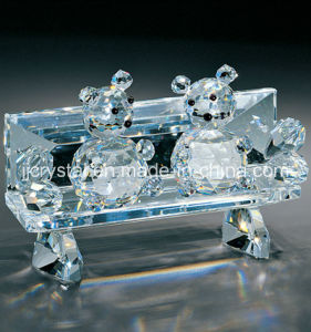 Crystal Glass Mouse for Holiday Gifts (JD-CT005) in China pictures & photos