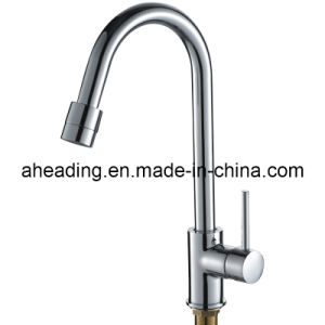 Brass Kitchen Tap (SW-09569) pictures & photos