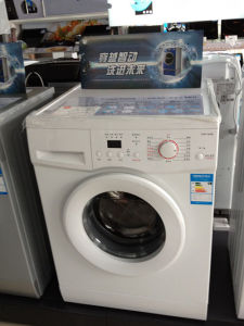 2013 CE Certified 6kg-10kg Front Loading Washing Machine