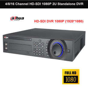 Realtime Full HD 1080P 16 CH HD Sdi DVR pictures & photos