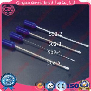 High Quality Cleanroom Polyester Swab Sticks Swab pictures & photos