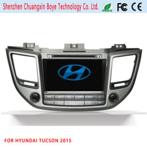 2 DIN Integrative Car DVD/GPS for Hyundai Tucson 2015 pictures & photos