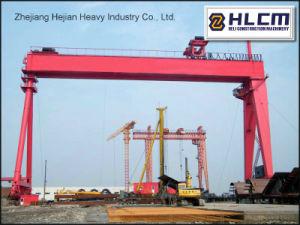 Shipyard Gantry Crane 01 with SGS pictures & photos