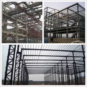 Large Span Steel Structure Workshop (ZY377) pictures & photos