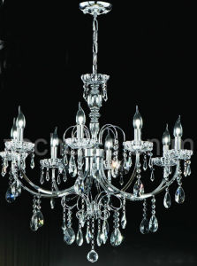 Classical Silver Modern Ceiling Lamp Chandelier Lighting