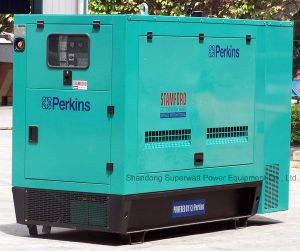Silent Diesel Generator Perkins and Cummins and Kubota OEM Factory