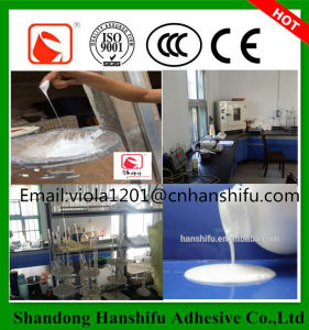Superior Quality Hanshifu Paper Tube Glue pictures & photos
