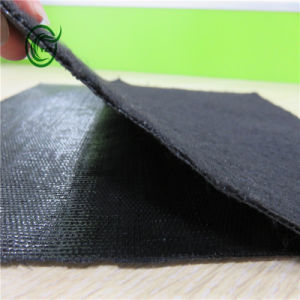 Pb2813 PP Fleeced Backing for Carpet with Black pictures & photos